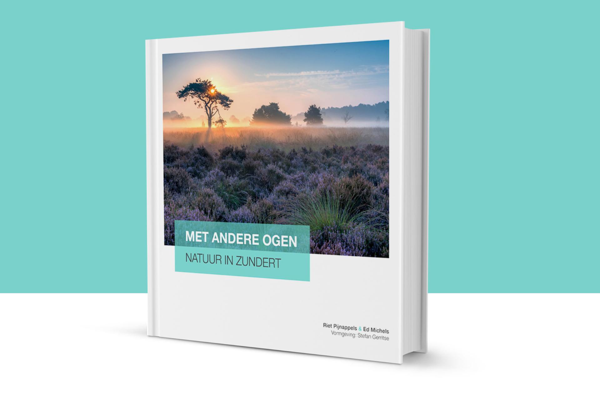 Boek 'Met andere ogen – natuur in Zundert'